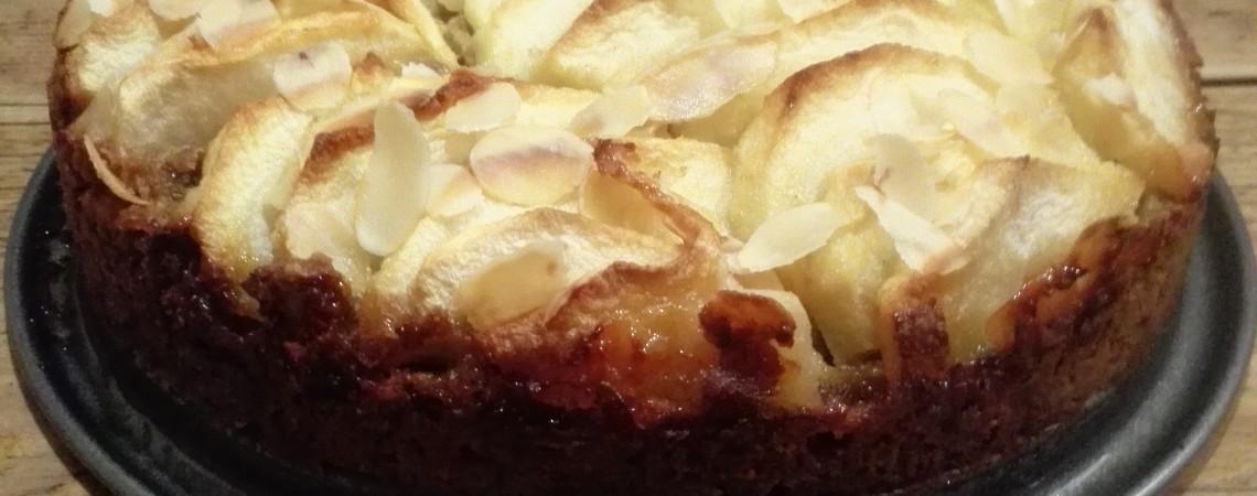 Tip: speculaastaartje met appel