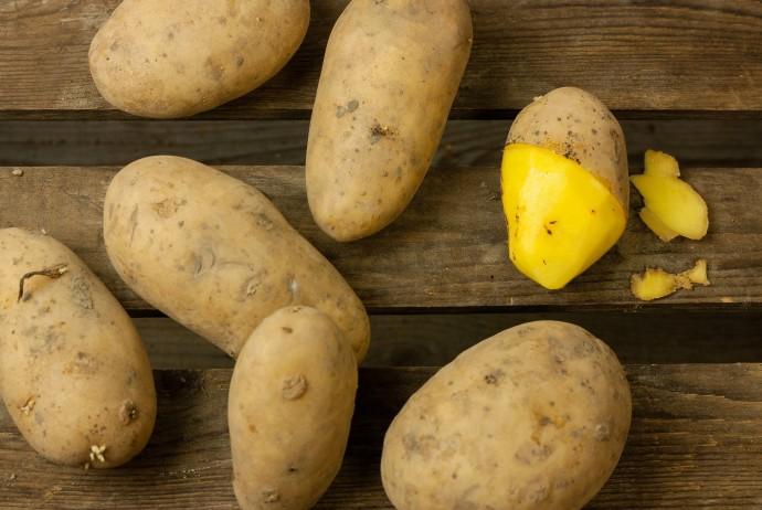 Friesland aardappels